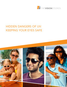 The Vision Council's 2011 UV Report