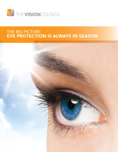 The Vision Council's 2013 UV Report