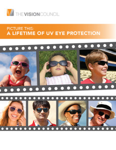 The Vision Council's 2014 UV Report
